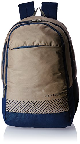 Aristocrat Zing 27 Ltrs Fawn Casual Backpack (BPZING2FWN)