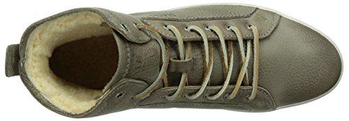 Blackstone - Im16 Stivali Da Uomo Grigio grau shark Grey