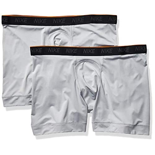 41xnuV1I kL. SS500  - Nike Men's Dri-Fit Boxer Briefs, Pack of 2