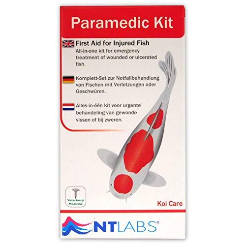 Koi Care Paramedic Kit  Komplettset für äußere Verletzungen