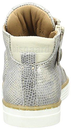 Bisgaard Unisex Baby Lauflerner Lauflernschuhe Grau (410 Grey)