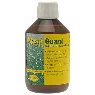 Clean Tabs Waste Guard Water Deodoriser - Yellow, 300 ml