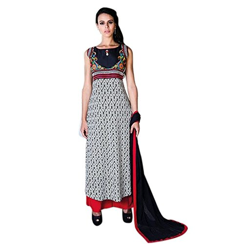 Kurti (Impartus Lifestyle Women\'s Pure Tapeta Silk A-Line Long Kurti_X_Large & large)