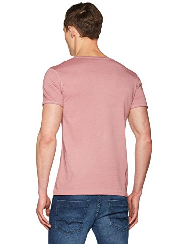 BOSS Orange Herren T-Shirt Toulou 10197400 Rosa (Light/Pastel Pink 685)
