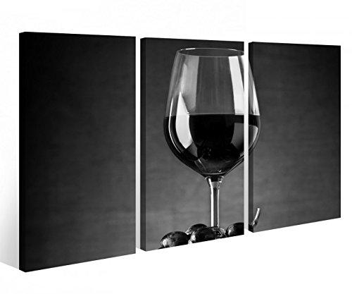 leinwandbild-3-tlg-glas-wein-trauben-kuche-holz-fassleinwand-bild-bilder-holz-fertig-gerahmt-9p846-3