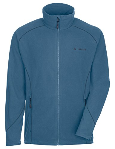 VAUDE Herren Fleecejacke Smaland Washed Blue