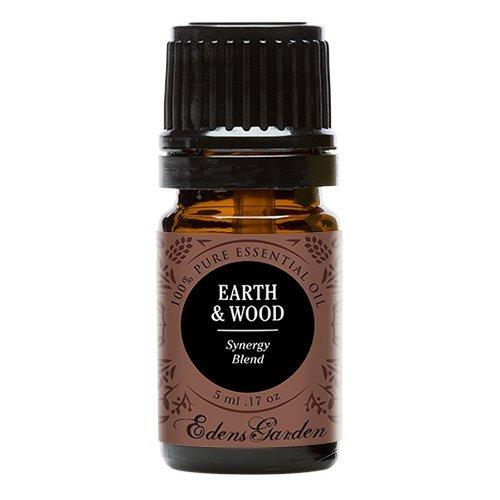 Tierra madera sinergia mezcla aceite esencial Edens