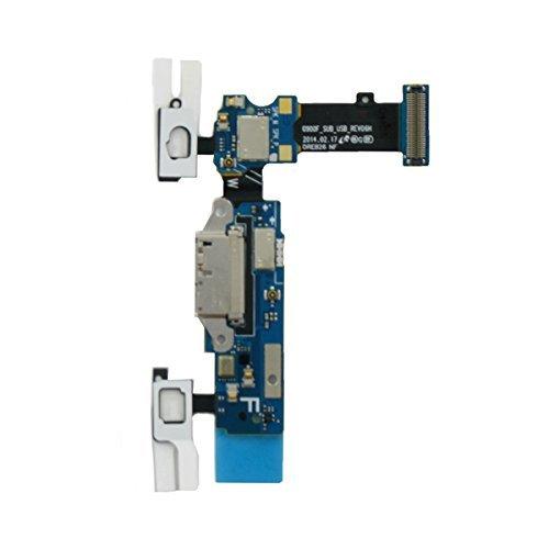 BisLinks Micro USB puerto de carga conector MIC de repuesto para Samsung Galaxy S5G900