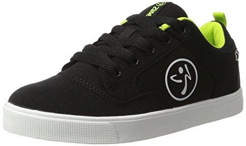 Zumba Footwear Mädchen Zumba Street Bold Hallenschuhe, Schwarz (Black), 37.5 EU
