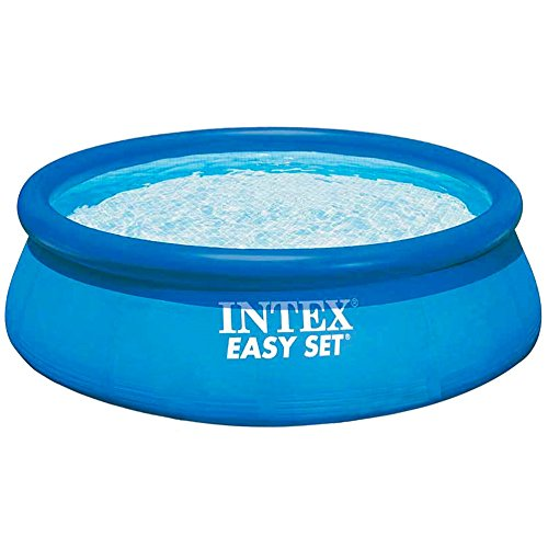 intex easy set pool, multi color (12 feet x 30 inch) Intex Easy Set Pool, Multi Color (12 feet x 30 inch) 41xo05YlzGL