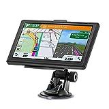 Navigationsgerät, MixMart GPS Navi Navigation 2019 7 Zoll Touchscreen Lebenslang Kostenloses...