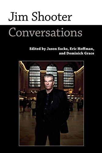 Jim Shooter: Conversations (Conversations with Comic Artists Series)