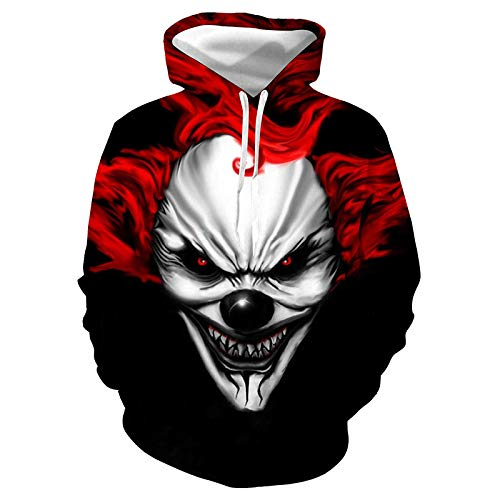 Die Antwoord Halloween Kostüm - Digital Sweater 3D Digital Print Halloween