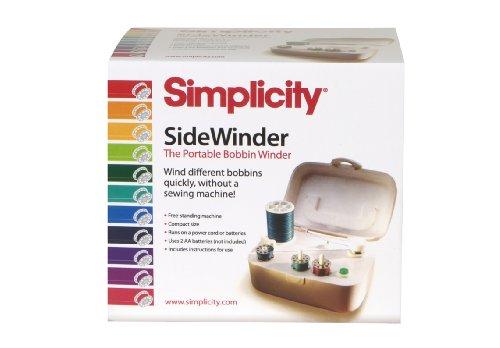 Simplicity Sidewinder Portable Bobbin Winder (Spule Winder Tragbare)