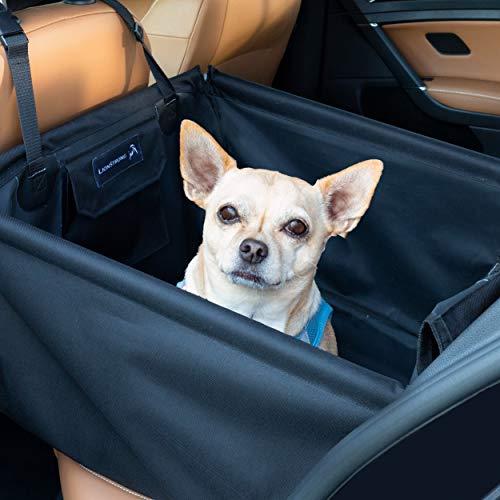 LIONSTRONG Hunde Autositz, kleine bis mittlere Hunde, H… | 09120077240213