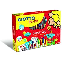 Giotto Super Set - Pack de pintura y juego