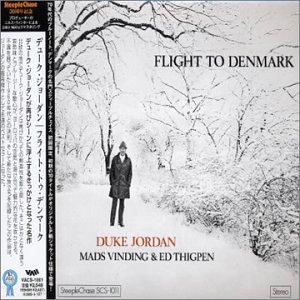 Flight to Denmark by Duke (Trio) Jordan (2002-11-02) (Jordan Flight 11)