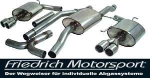 Friedrich Moteur Sport échappement 70mm 881433t de x