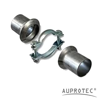 Universal HJS Reparaturset Ø 60 mm Verbindungsset Schalldämpfer PSA Auspuffrohr Abgasrohr Rohr Abgasanlage Pkw - Lkw