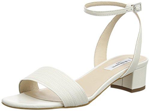 Lk Bennett Ladies Sandalo Sandalo Con Cinturino Alla Caviglia Color Avorio (crema)