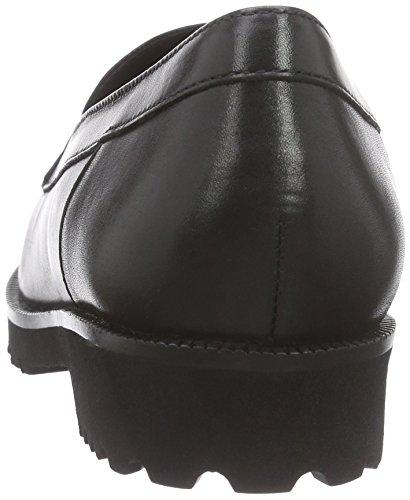 Gabor Fashion 31.413, Mocassins Femme Black (schwarz 27)