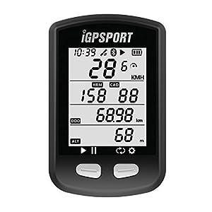 iGPSPORT GPS Ciclocomputer con Ant iGS10 Senza Fili Impermeabile Computer da Bicicletta