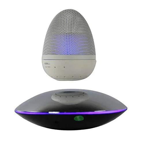 THINKMIC Altavoz, Bluetooth, Huevo de Maglev, Inteligente, inalámbrica de alimentación.