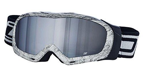 Dirty Dog Skifahren Brille und Snowboard + Putztuch 54130