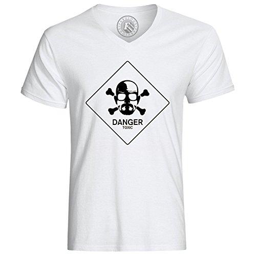 Fabulous T-Shirt Breaking Bad Danger Toxic Logo