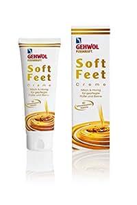 Gehwol Soft Feet Creme 125ml, Fußpflege