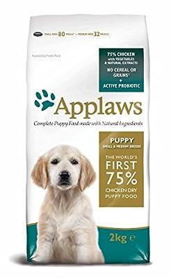 Applaws Small & Medium Breed 75/25 Chicken Puppy Food