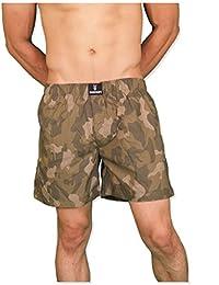 DONKEY Premium Military Printed Cotton Boxers For Men