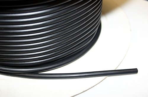 Nitrile rubber O-ring cord - 5mm diameter - sold per metre - oil, water, fuel seals