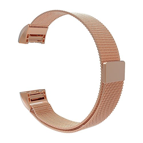 for-fitbit-charge-2-bandrosa-schleifer-fitbit-charge-2-watch-band-no-buckle-needed-milanese-loop-sta