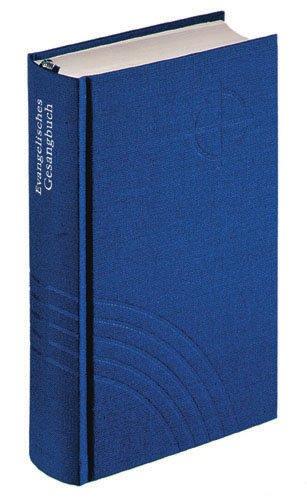 Evangelisches Gesangbuch Niedersachsen, Bremen/ Leinen blau