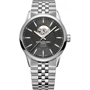 Raymond-Weil-2710-ST-20021-42mm-Automatic-Steel-Bracelet-Case-Anti-Reflective-Sapphire-Mens-Watch