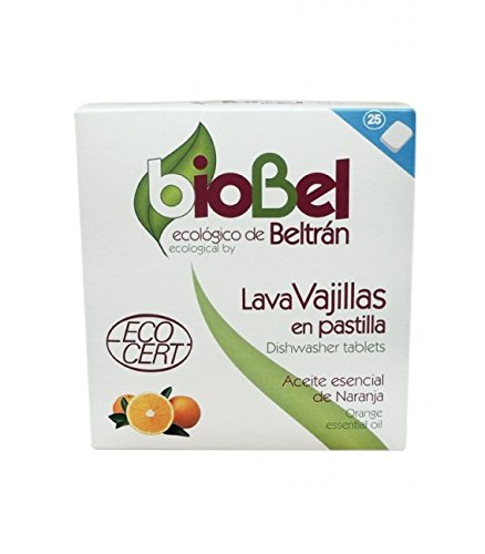 BioBel Pastillas Lavavajillas Eco - 25 Unidades