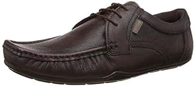 Red Tape Men's Brown Formal Shoes - 10 UK/India (44 EU) (RTE0082)