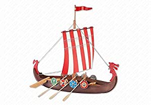 Playmobil 6330 Drakkar viking