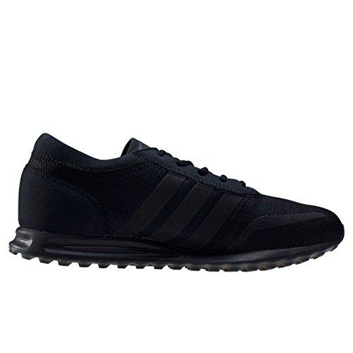 adidas Los Angeles, chaussure de sport homme Noir (Cblack/cblack/cblack)
