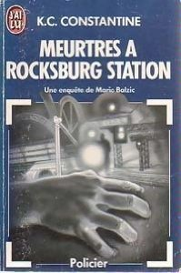 Meurtres à Rocksburg station par K. C Constantine