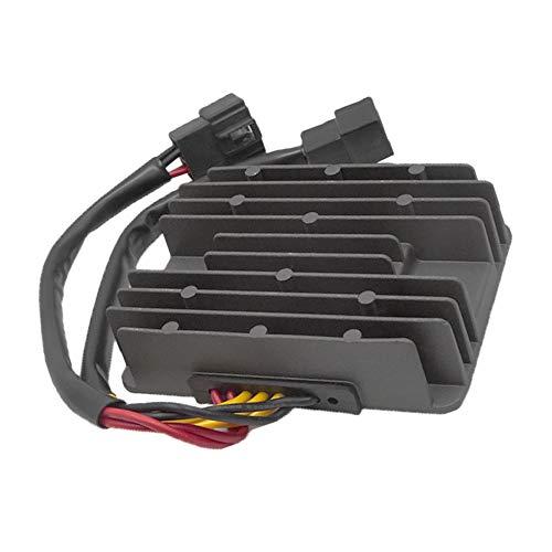 WildBee Tensione del raddrizzatore Raddrizzatore Compatibile per SPEED TRIPLE 600 2002-2004, STREET ST 1050 2005-2010, STREET RS 955 2000-2003