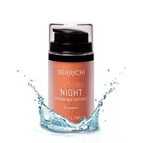 Anti Aging Nachtcreme mit Retinol | Frauen & Männer Nachtpflege/Creme für trockene Haut &...