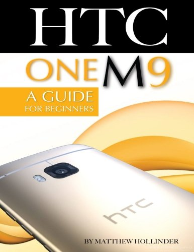 Produktbild HTC One M9: A Guide for Beginners