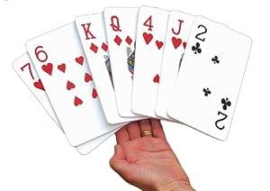 Traditional Garden Games - Juego de Cartas, 2 a 6 Jugadores (TRAD-044) (versión en inglés)