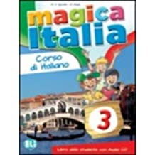 Magica Italia, Bd.3 : Libro dello studente, m. Audio-CD