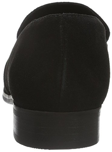 BIANCO Pointy Dress Loafer Jja16, Ballerine Donna Nero (Schwarz (10/Black))