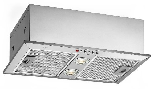 Teka GFH 73 Inox Built-in cooker hood Acero inoxidable 329m³/h - Campana...