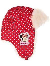 LIVERPOOL ENTERPRISES LTD Disney Minnie Mouse - Gorro de Punto para niña a6cd4fa7594