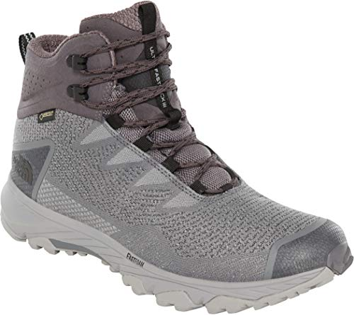 THE NORTH FACE Ultra Fastpack III Mid GTX Woven Shoes Herren Blackened Pearl/meld Grey Schuhgröße US 11 | EU 44,5 2019 Schuhe North Face Pearl
